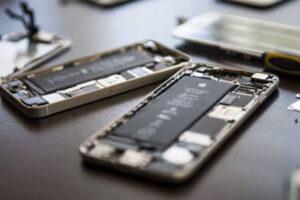 Reparo de Iphone RJ