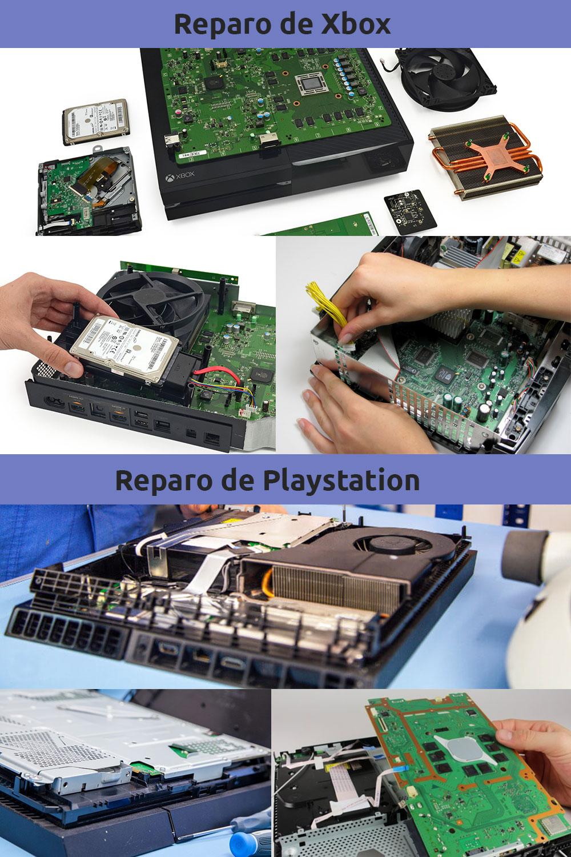 conserto de xbox e playstation no rio de janeiro